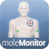 Download Mole Monitor skin cancer checker from iTunes